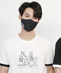 2Gether The Series : #2getherTheSeries T-shirt (White) - Size L