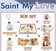 Saint My Love : Boxset
