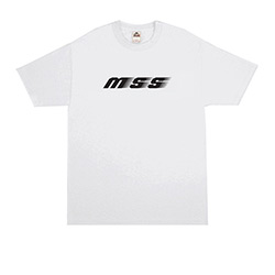 Mew Suppasit : T-shirt (White) - Size M