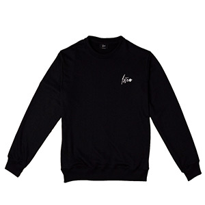 Astro : Stock Logo Sweater - Black Size S