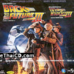 Back To The Future - Trilogy pack (English soundtrack) VCDs