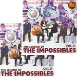 Concert VCD : The legend of the Impossibles
