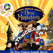 The Three Musketeers (English soundtrack) [ VCD ]