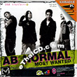 Karaoke VCD : AB Normal - Most Wanted