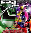 Dekaranger TV series : Vol.1-5