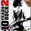 Karaoke VCD : Sek Loso - 10 Years Rock Vol.2