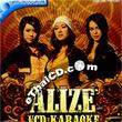 Karaoke VCD : Alize' - Alize'