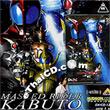 Masked Rider Kabuto : The Movie - God Speed Love [ VCD ]