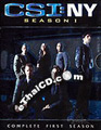CSI : New York - Season I [ DVD ]