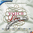 Karaoke VCD : RS. Voice of Love