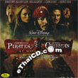 Pirates Of The Caribbean : At World's End (English soundtrack) [ VCD ]