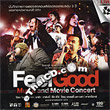 Concert VCDs : Feel Good Music and Movie Concert