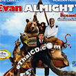 Evan Almighty (English soundtrack) [ VCD ]