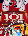 101 Dalmatians : Platinum Edition (English soundtrack) [ VCD ]