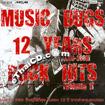 Karaoke VCD : Music Bugs : 12 Years 1996-2008 - Rock Hits vol.1
