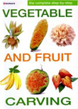 Book : Vegetable & Fruit Carving