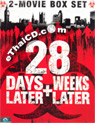 28 Days Later+28 Weeks Later [ DVD - Boxset ]