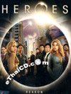 Heroes : Season 2 [ DVD ]