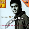Karaoke VCD : Aof Porngsak - This is AOF
