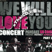 Concert VCDs : We Will Love You Concert Part 2