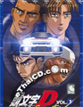 Initial D Stage 2 : Vol.1 [ DVD ]