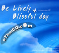 Chamras Saewataporn : Be Lively & Blissful Day