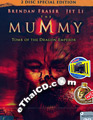 The Mummy : Tomb of The Dragon Emperor (2 Disc + Steelbook) [ DVD ]