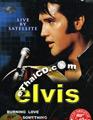 Concert VCD : Elvis Plesley - Live in Satellite