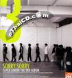 Super Junior : Vol. 3 Sorry, Sorry