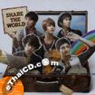 CD+DVD : Tohoshinki : Share The World