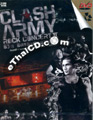 Concert DVD : Clash Army - Chewit Mittraparb Kwarm Ruk