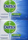 Dettol : Soap Bar Active [Pack of 4]