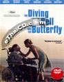 The Diving Bell and the Butterfly [ DVD ]