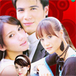 Thai TV serie : Rang Rit Pissaward [ DVD ]