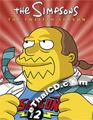 The Simpsons Season 12 (Boxset) [ DVD ]