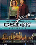 CSI : New York - Season 5 [ DVD ]