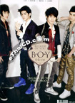Photo book : B-O-Y - Because Of You