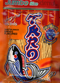 Taro Fish Snack : Bar-B-Q  Flavoured