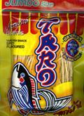 Taro Fish Snack : Spicy Flavoured