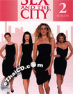 Sex and the City : The Complete Second Season [ DVD ]