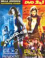 Resident Evil : Apocalypse & Extinction [ 2 in 1 DVD ]