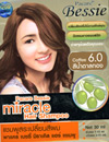 Pacare Bessie : Miracle Hair Coloring Shampoo [Coffee]