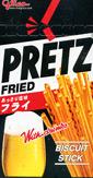 Glico Pocky Biscuit Stick Pretz Fried Flavour - 3 Boxes