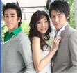 Thai TV serie : Ngao Ruk Luang Jai [ DVD ]