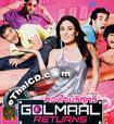 Golmaal Returns [ VCD ]