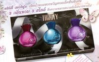 Mistine : Trinity Perfume Set