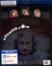 Harry Potter and the Prisoner of Azkaban [ Blu-ray ] (Combo Set - Steelbook)