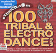 MP3 : Red Beat - 100 Tribal & Electro Dance