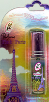 12 Plus : Perfume Pink Paris