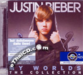 Justin Bieber : My Worlds - The Collection (2 CDs)